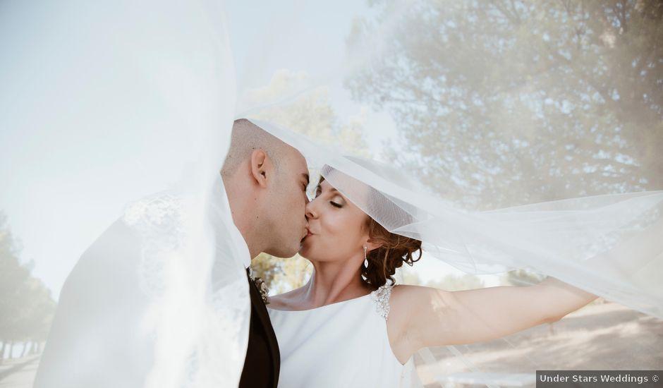 La boda de Alberto y Julia en La Solana, Albacete