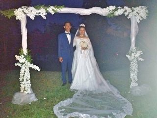 La boda de Katia Lizbeth Mejia Aldaz y Johnny Bolívar Quichimbo Morocho   2