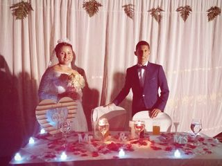 La boda de Katia Lizbeth Mejia Aldaz y Johnny Bolívar Quichimbo Morocho   3