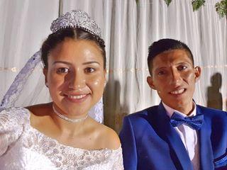 La boda de Katia Lizbeth Mejia Aldaz y Johnny Bolívar Quichimbo Morocho