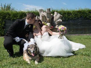 La boda de Verónica y Borja