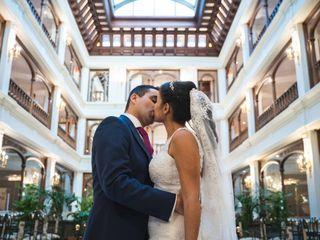 La boda de Anais y Hector