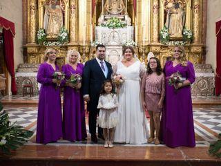La boda de Patricia y Salvador