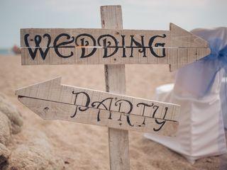 La boda de Esther y Llorenc 2