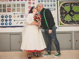 La boda de Nuria y Chema