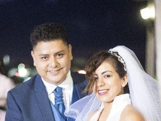 La boda de José Luís y Karina 2