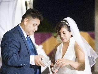 La boda de José Luís y Karina 3