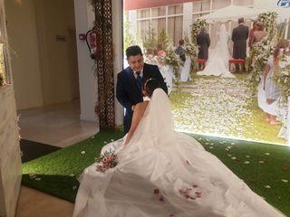 La boda de José Luís y Karina