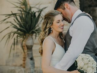 La boda de Chiara y Eion