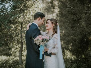 La boda de Tania y Adrian