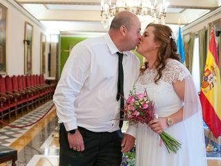 La boda de Jessica y Borja 1