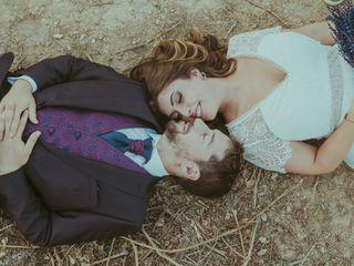 La boda de Cris y Xavi 1