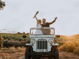 La boda de Cris y Xavi