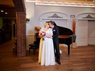 La boda de Carlos y Vicky