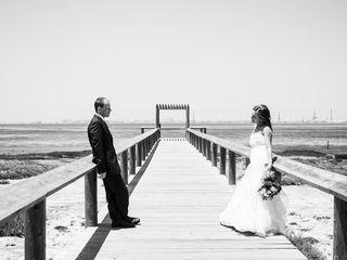 La boda de Raquel y Sylwek