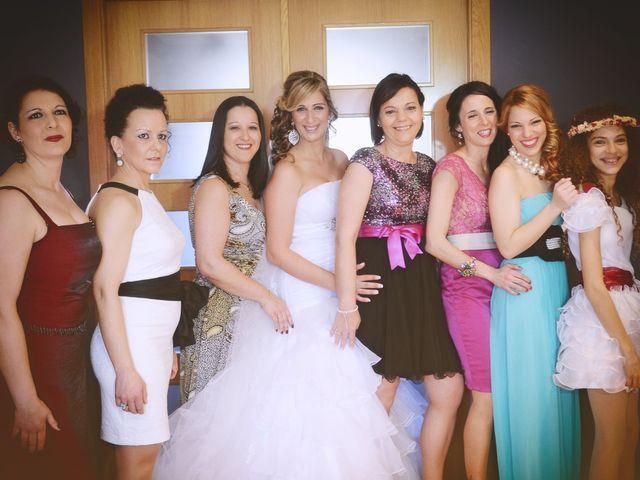 La boda de Nano y Soraya en Valdastillas, Cáceres 8