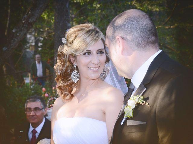 La boda de Nano y Soraya en Valdastillas, Cáceres 13