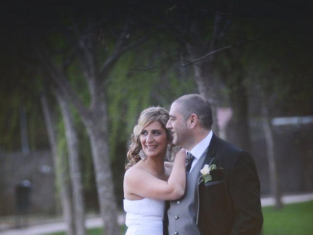 La boda de Nano y Soraya en Valdastillas, Cáceres 17