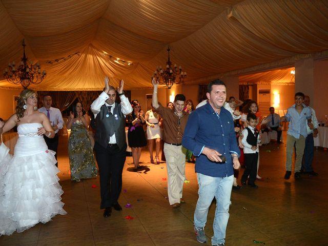 La boda de Nano y Soraya en Valdastillas, Cáceres 21