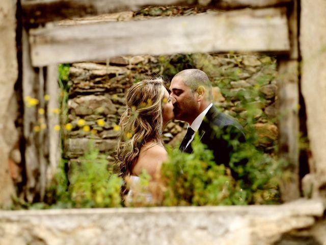 La boda de Nano y Soraya en Valdastillas, Cáceres 24