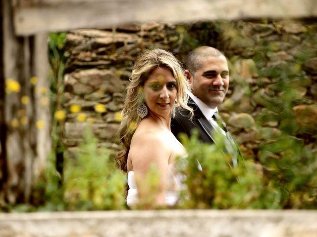 La boda de Nano y Soraya en Valdastillas, Cáceres 25