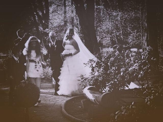 La boda de Nano y Soraya en Valdastillas, Cáceres 12