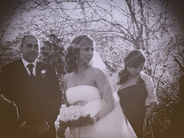 La boda de Nano y Soraya en Valdastillas, Cáceres 14