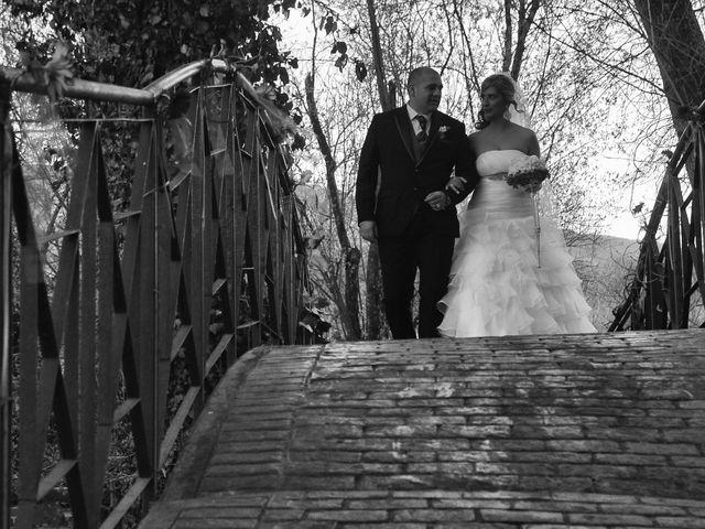 La boda de Nano y Soraya en Valdastillas, Cáceres 18
