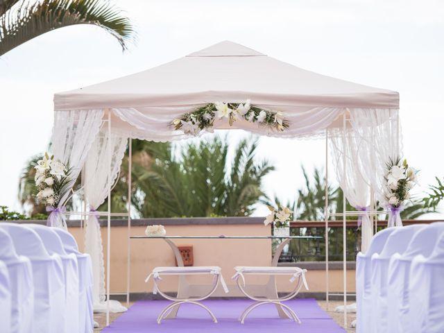 La boda de Damien y Dawn en Adeje, Santa Cruz de Tenerife 3