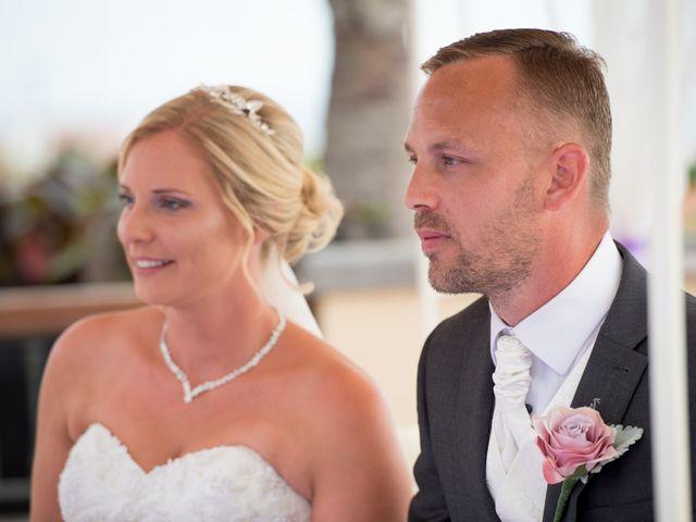 La boda de Damien y Dawn en Adeje, Santa Cruz de Tenerife 12