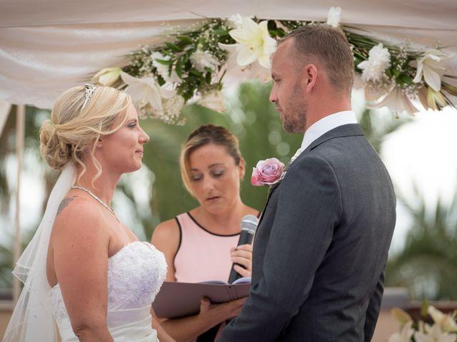 La boda de Damien y Dawn en Adeje, Santa Cruz de Tenerife 18
