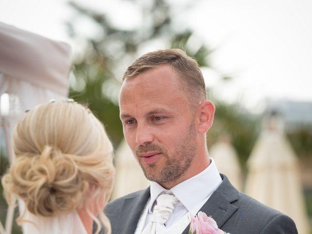 La boda de Damien y Dawn en Adeje, Santa Cruz de Tenerife 19