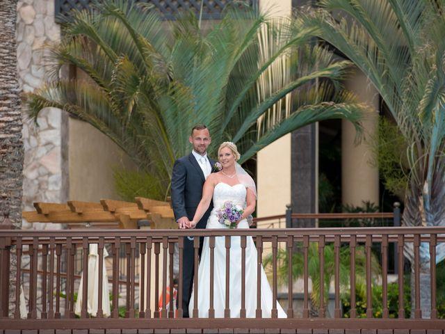 La boda de Damien y Dawn en Adeje, Santa Cruz de Tenerife 22