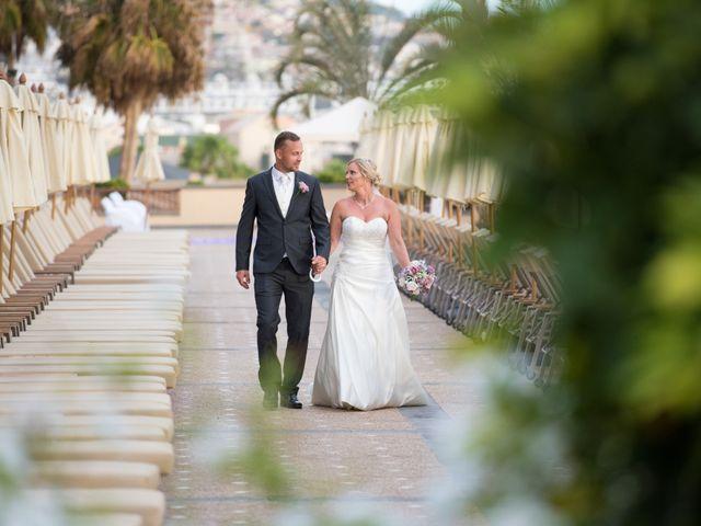 La boda de Damien y Dawn en Adeje, Santa Cruz de Tenerife 30