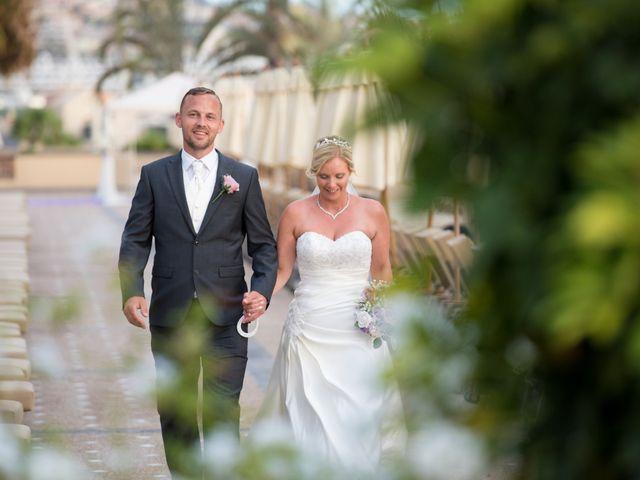 La boda de Damien y Dawn en Adeje, Santa Cruz de Tenerife 31