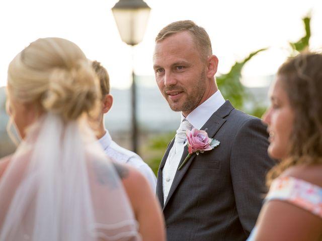 La boda de Damien y Dawn en Adeje, Santa Cruz de Tenerife 35