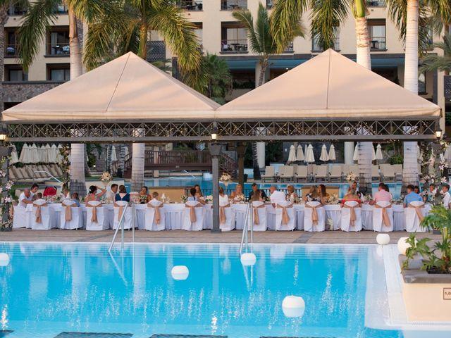 La boda de Damien y Dawn en Adeje, Santa Cruz de Tenerife 39