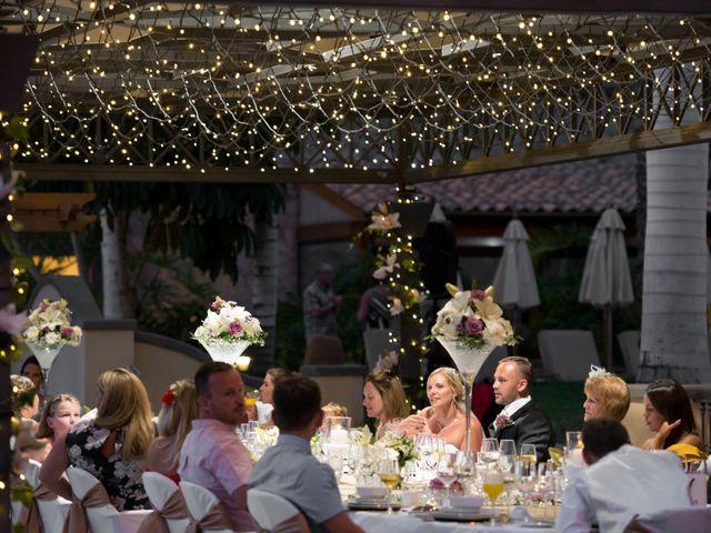 La boda de Damien y Dawn en Adeje, Santa Cruz de Tenerife 43
