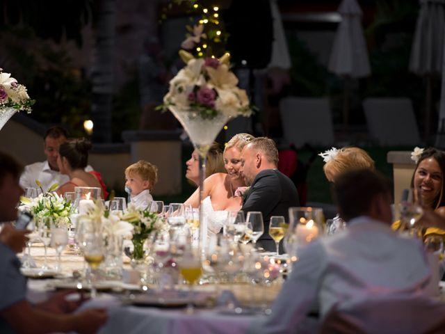 La boda de Damien y Dawn en Adeje, Santa Cruz de Tenerife 44
