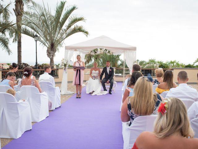 La boda de Damien y Dawn en Adeje, Santa Cruz de Tenerife 47