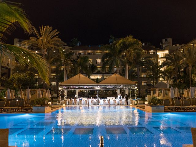 La boda de Damien y Dawn en Adeje, Santa Cruz de Tenerife 50