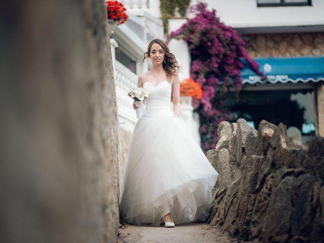 La boda de Llorenc y Esther en Platja D'aro, Girona 11