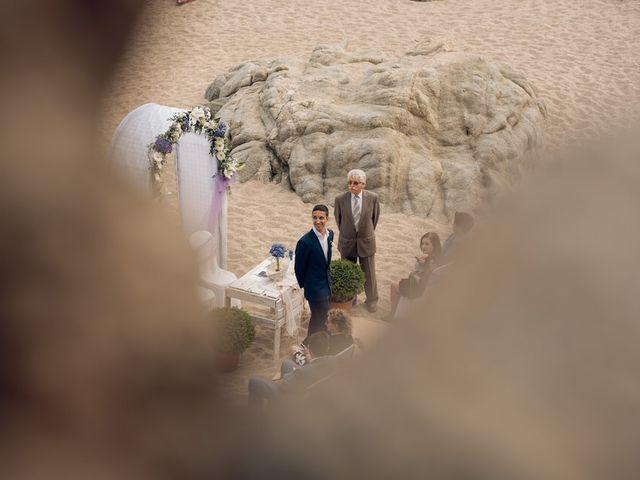 La boda de Llorenc y Esther en Platja D'aro, Girona 12