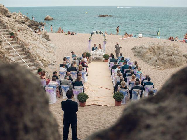 La boda de Llorenc y Esther en Platja D'aro, Girona 17