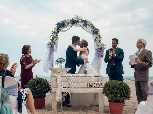 La boda de Llorenc y Esther en Platja D'aro, Girona 22