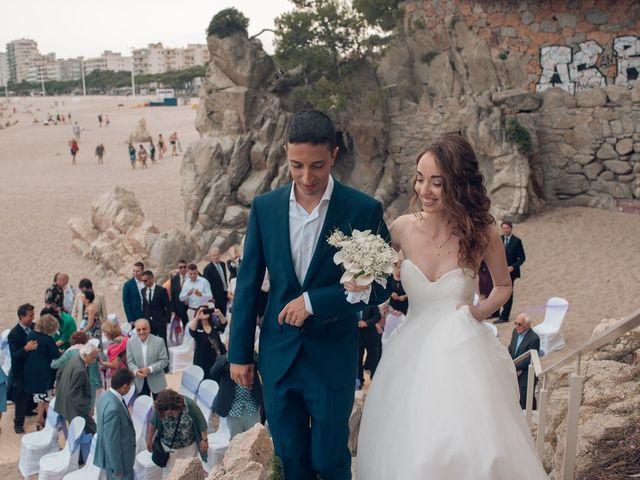 La boda de Llorenc y Esther en Platja D'aro, Girona 24