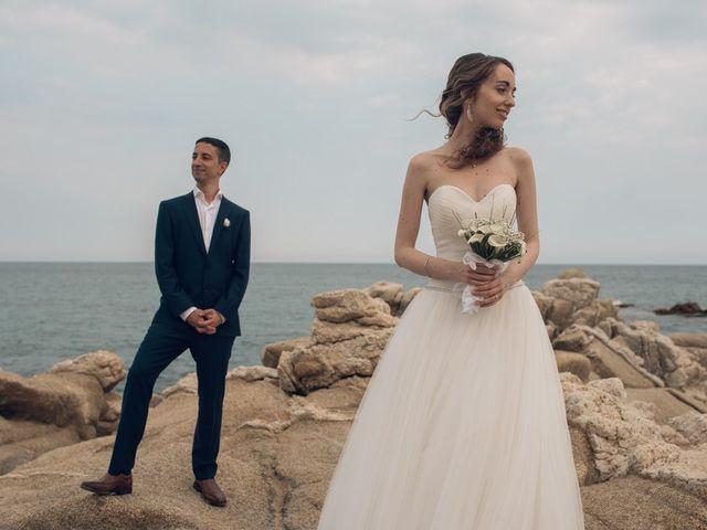 La boda de Llorenc y Esther en Platja D'aro, Girona 26