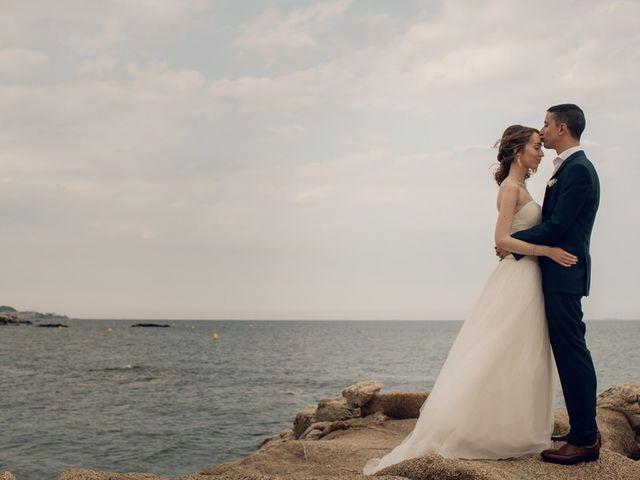 La boda de Esther y Llorenc
