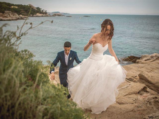 La boda de Llorenc y Esther en Platja D'aro, Girona 27