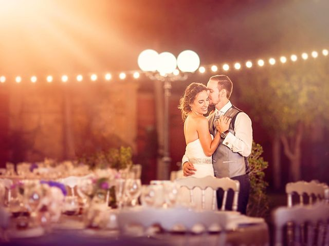 La boda de Irina y Daniel